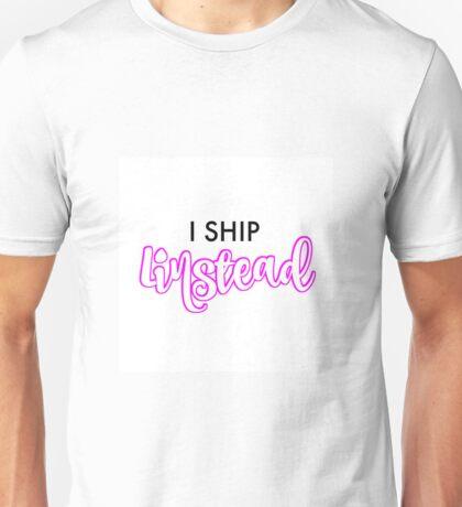 I Ship Linstead Unisex T-Shirt