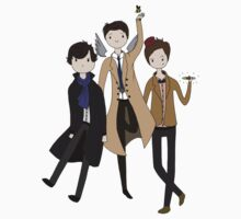SuperWhoLock by phoenixflicker