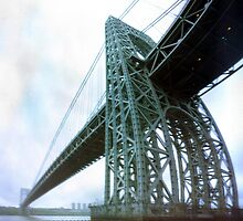 George Washington Bridge One by HagstarStudios