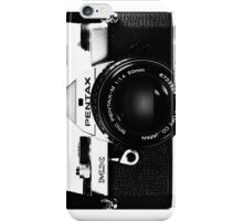 Pentax MX Classic 35mm Film SLR Camera iPhone Case iPhone Case/Skin