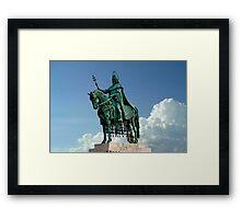 St. Stephen Framed Print