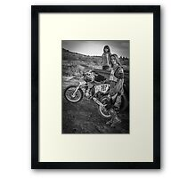 Best of buds Framed Print