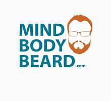 New Mind Body Beard Logo Unisex T-Shirt