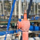 Harbor Hydrant by Scott Johnson