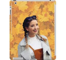 Zoella Fall iPad Case/Skin