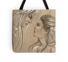 I Move the Stars for No One. Tote Bag