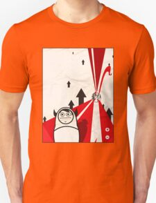Off to work Unisex T-Shirt