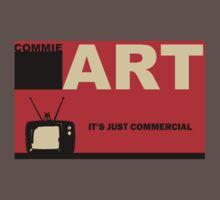 Commie Art One Piece - Short Sleeve