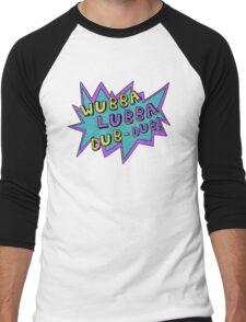 Wubba Lubba Dub-Dub! Men's Baseball ¾ T-Shirt
