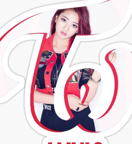 Jihyo Sticker