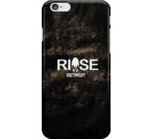 Rise Detroit iPhone Case/Skin