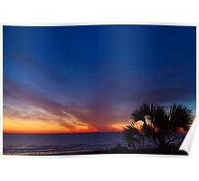 Sunrise in Paradise Poster