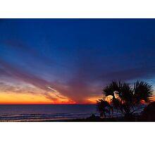 Sunrise in Paradise Photographic Print