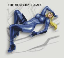 The Gunship: Samus by Punksthetic