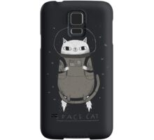 space cat Samsung Galaxy Case/Skin