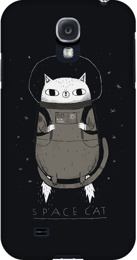 space cat by louros