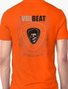 Volbeat Heaven Nor Hell Design T-Shirt