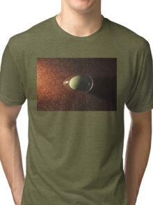Spaceship Tri-blend T-Shirt