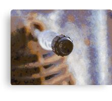 Child of Davros Canvas Print