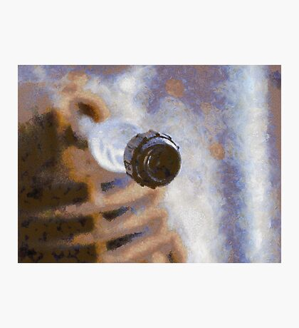 Child of Davros Photographic Print