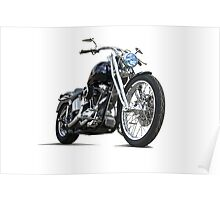 2003 H.D. Softail Custom 11 Poster