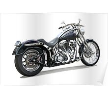 2003 H.D. Softail Custom 9 Poster