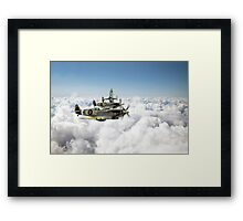 Polish Fighter Squadron Framed Print