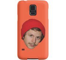 Michael Cera's Moustache Samsung Galaxy Case/Skin