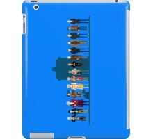 THE DOCTORS WILL SEE YOU NOW iPad Case/Skin