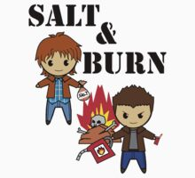 Salt and Burn, Lesson 1 from Dean and Sam Winchester by wss3