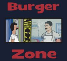 Burger Zone T-Shirt