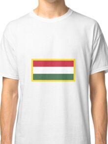 Hungary Flag Classic T-Shirt