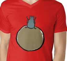 The lord of the pills Mens V-Neck T-Shirt