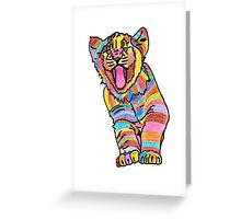 RAINBOWTIG Greeting Card