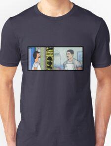Archer's Burgers Unisex T-Shirt