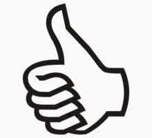 Thumbs Up by cadellin