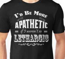 Lethargy - Dark Colors Unisex T-Shirt