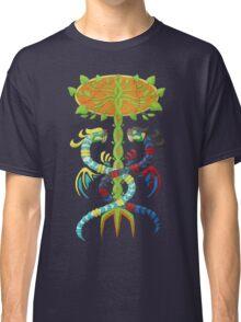 Twin Dragons of Kemuel (Jade Cocoon) Classic T-Shirt