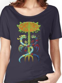 Twin Dragons of Kemuel (Jade Cocoon) Women's Relaxed Fit T-Shirt