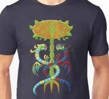 Twin Dragons of Kemuel (Jade Cocoon) Unisex T-Shirt