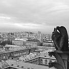 Paris gryphon by tonni