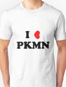 I luv pkmn T-Shirt