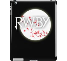 RWBY red moon blossoms iPad Case/Skin