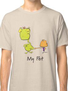 My Pet Dinosaur Classic T-Shirt