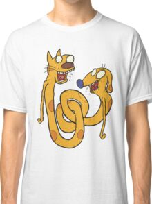 CatDawg - Coloured Classic T-Shirt