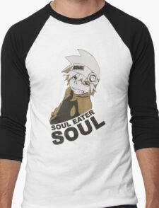 Soul Tri-Color Men's Baseball ¾ T-Shirt