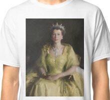Australian Wattle Queen Classic T-Shirt