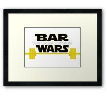 Star Wars - The Gains Awaken Framed Print