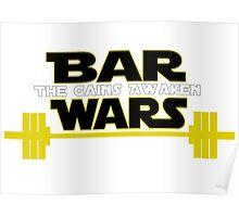 Star Wars - The Gains Awaken Poster