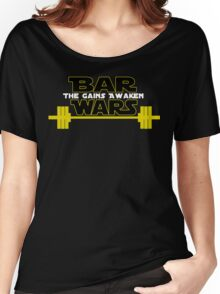 Star Wars - The Gains Awaken Women's Relaxed Fit T-Shirt